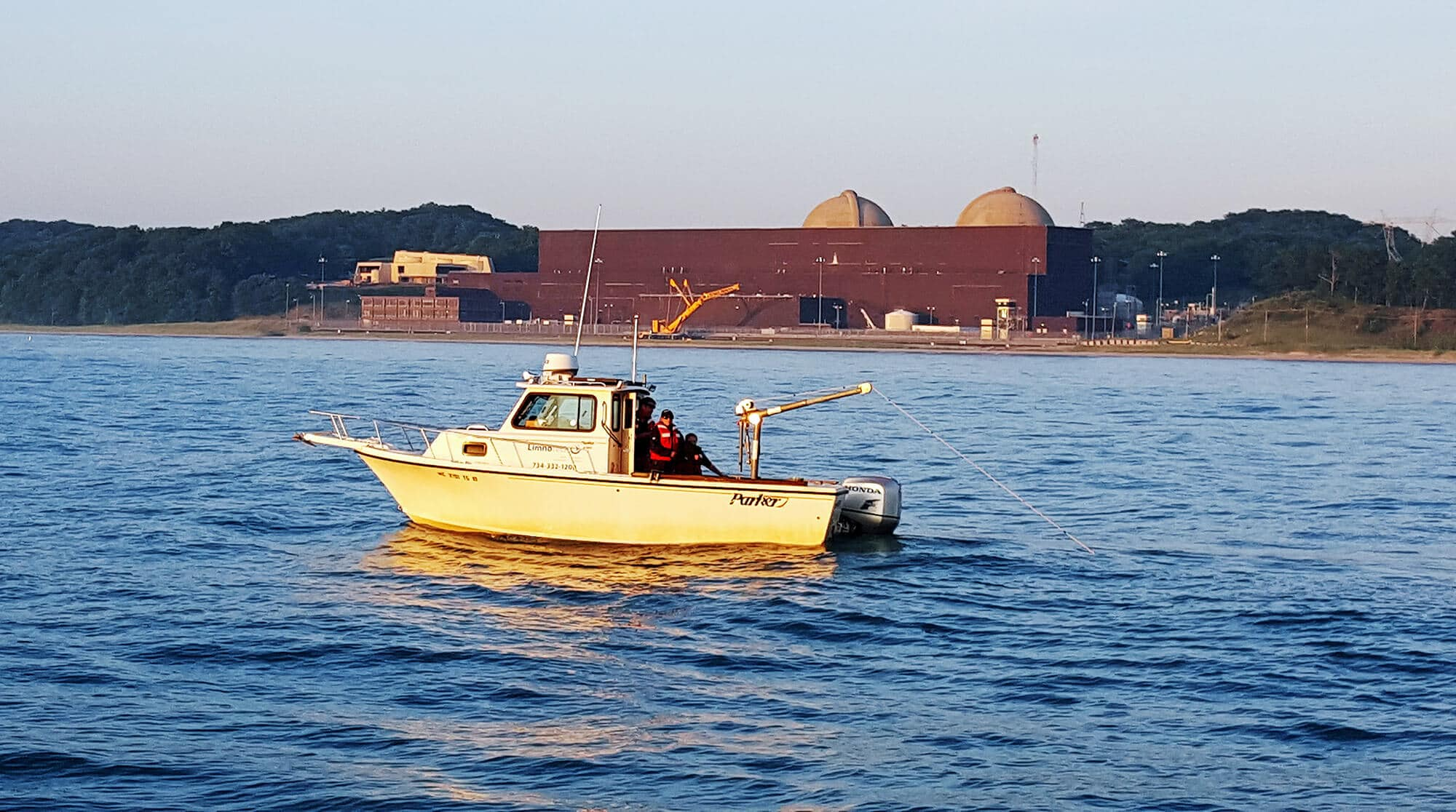 316(b) Permit Compliance Support for the Donald C. Cook Nuclear Power Plant